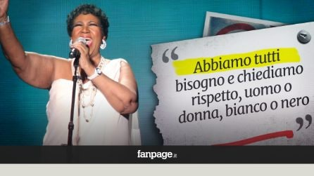 """Ci ha lasciati all'età di 76 anni Aretha Franklin. Addio alla """"Regina del soul"""""""