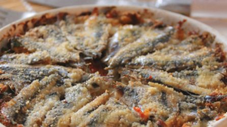 Tortino di alici: ecco la ricetta gustosa per prepararla in pochi minuti a casa tua