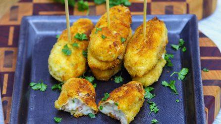 Crocchette al prosciutto: la ricetta spagnola originale!
