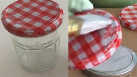 Come riutilizzare i barattoli di marmellata: il riciclo utile
