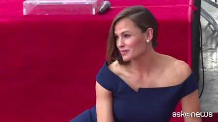 "Una stella sulla ""Walk of fame"" per Jennifer Garner"