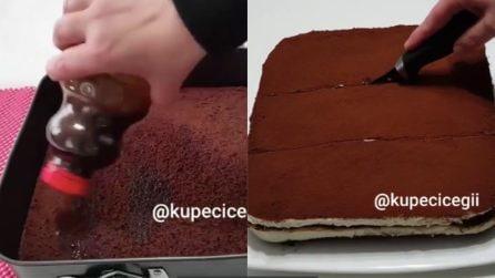 Torta tiramisù: l'alternativa golosa al famoso dessert