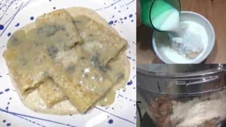 Paccheri gorgonzola e noci: due sapori che renderanno speciale il tuo piatto