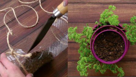 Giardino piccolo: ecco due ottime idee salvaspazio