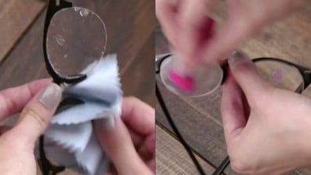 Alcuni metodi efficaci per pulire e riparare gli occhiali: provare per credere