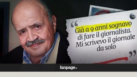 Il papà della televisione italiana compie 80. Auguri a Maurizio Costanzo