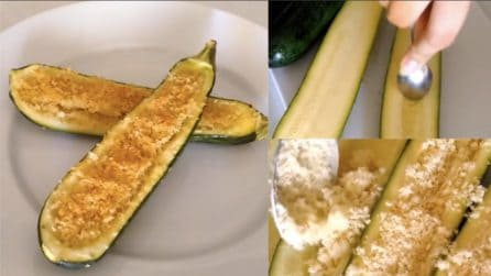 Zucchine ripiene con mollica: il contorno ideale per pranzi o cene inaspettate