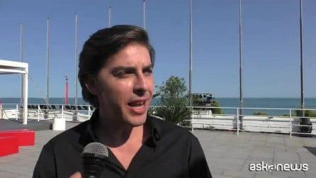 """Michele Riondino: """"La Mostra di Venezia mi ha promosso come 'padrino', poi farò un musical"""""""