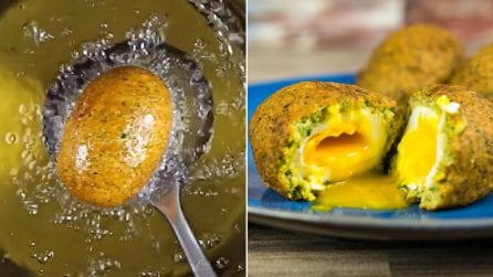 Falafel Scotch Eggs.