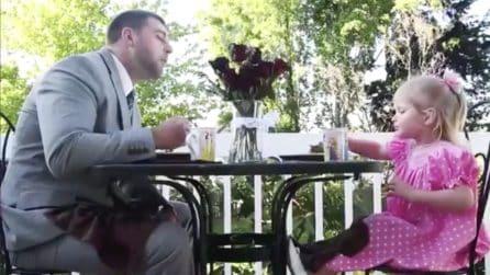 Regala alla figlia un primo appuntamento indimenticabile: l'amore immenso di un padre