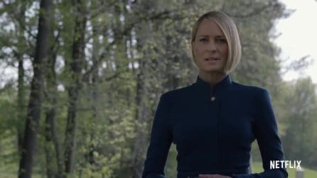 Il teaser trailer di House of Cards 6