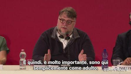 """Venezia 75, il presidente Guillermo Del Toro: """"Non sarò un dittatore della giuria"""""""