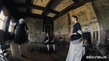 """Mostra Venezia: tre donne, il potere, il sesso in """"La Favorita"""""""