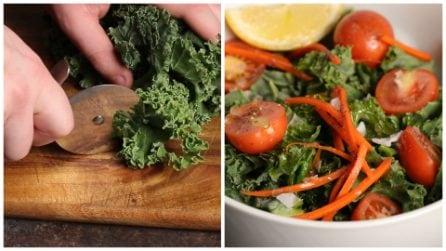 Tre utili trucchi da usare in cucina: provali e non te ne pentirai