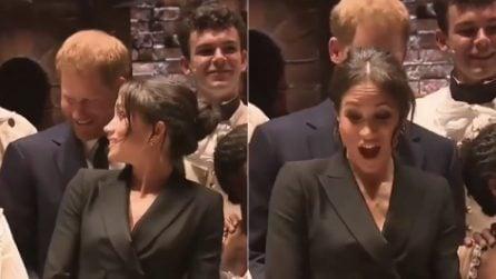 Nuova gaffe per Meghan Markle: chiama il principe Harry con un nomignolo in pubblico