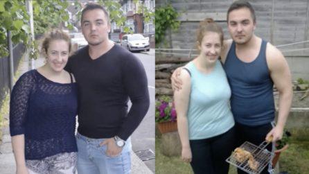 Decidono di perdere peso insieme: la trasformazione è incredibile