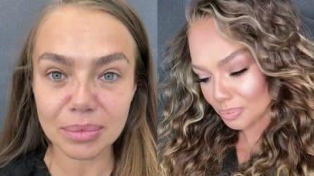 I suoi occhi necessitano di un make up naturale che li metta in evidenza: il risultato è incredibile