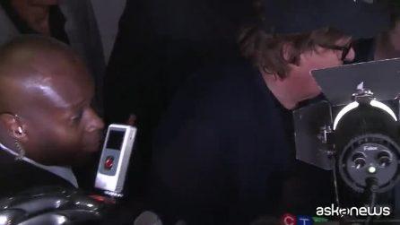 "Michael Moore presenta a Toronto ""Fahrenheit 11/9"" contro Donald Trump"