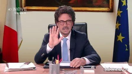 Torna Fratelli di Crozza con l'entusiasmo del Min. Toninelli