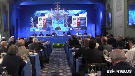 Al Forum di Cernobbio il debutto di un umanoide