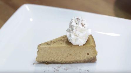 Cheesecake alla zucca: un dessert facile e speciale per i tuoi ospiti