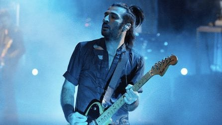 Malore per Lele Spedicato, il chitarrista dei Negramaro ricoverato per un'emorragia cerebrale