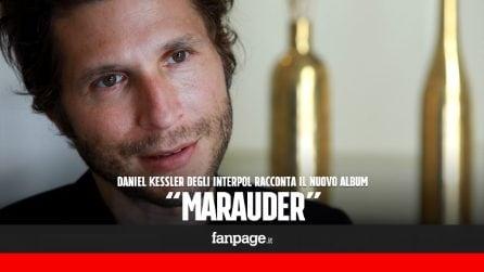 Marauder, il ritorno degli Interpol: Daniel Kessler racconta il nuovo album
