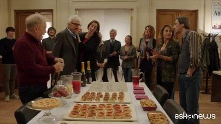 """'Una pallottola nel cuore 3', Gigi Proietti: """"Bruno Palmieri è un giornalista all'antica"""""""