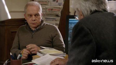"""'Una pallottola nel cuore 3', Gigi Proietti: """"Parleremo anche di immigrazione"""""""