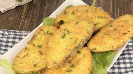 Pane fritto: la ricetta gustosa per riutilizzare il pane raffermo!