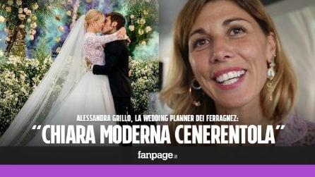 """Alessandra Grillo, la wedding planner dei Ferragnez: """"La sposa si è fidata di me"""""""
