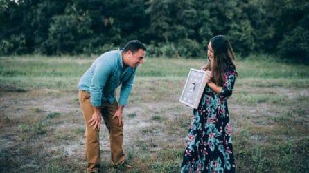 Provano ad avere un figlio insieme, poi l'annuncio shock della moglie al marito