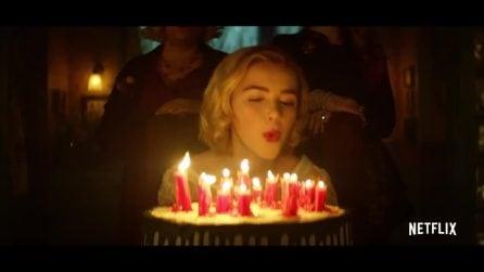"""""""Le terrificanti avventure di Sabrina"""", il teaser della serie Netflix"""