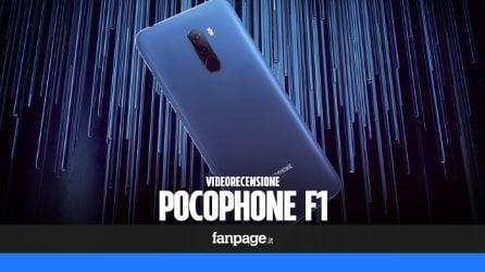 Recensione Pocophone F1 by Xiaomi: un top di gamma economico, con molti compromessi