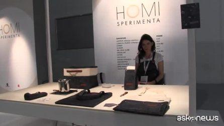 Homi, design e saper fare italiano al salone degli stili di vita