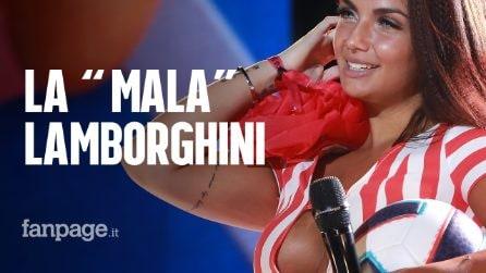 ELETTRA LAMBORGHINI, ECCO IL SIGNIFICATO DI MALA