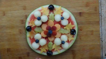 Come servire la frutta in modo originale