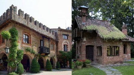Grazzano Visconti, il borgo che sembra uscito da una fiaba