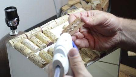 Come riciclare i tappi in sughero: l'idea che ti stupirà