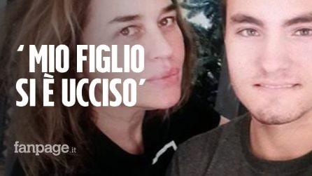 """Lory Del Santo: """"Mio figlio Loren si è tolto la vita"""""""