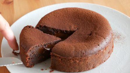 Torta al cioccolato che si scioglie in bocca: ecco come prepararla