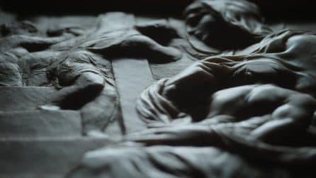 Michelangelo - Infinito: il trailer del docufilm evento