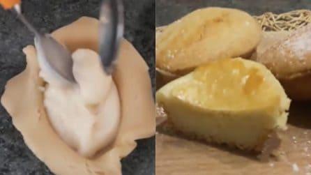 Pasticciotto con crema pasticcera: la ricetta del delizioso dolce salentino