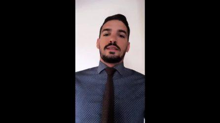"""Pietro Tartaglione contro Nicola Panico: """"Sei la vergogna del genere maschile"""""""