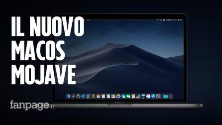 MacOS Mojave 10.14 disponibile al download: come aggiornare e cosa cambia