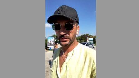 """Nicola Panico dopo la bufera su Sara Affi Fella: """"Prima di giudicare, ascoltate la verità"""""""