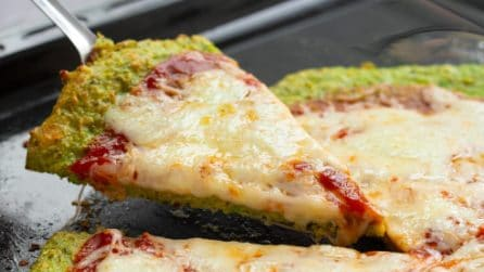 Pizza di broccoli: l'alternativa gustosa e colorata!