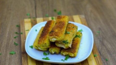 Rotolini facili al formaggio: l'idea sfiziosa!