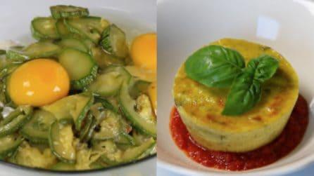 Flan di zucchine: pochi ingredienti per una ricetta che conquisterà tutti