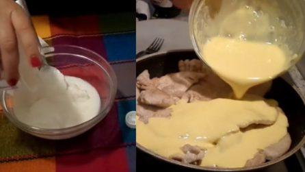 Scaloppine di tacchino con yogurt greco: una ricetta alternativa e saporita